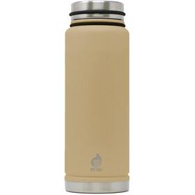 MIZU V12 Drikkeflaske med V-låg 1200ml, beige